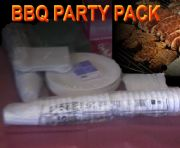 BBQ Party Pack - All your barbecue essentials in one pack.